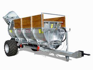 Stöckl Mistral Seitenmiststreuer 3500SR für Traktor und Transporter